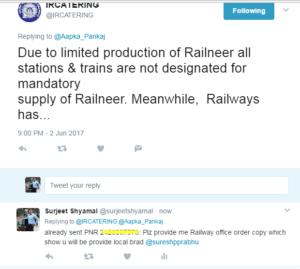Railneer