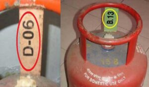 LPG Gas Cylinder Expiry