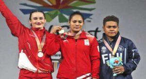 Weightlifter-Punam-Yadav