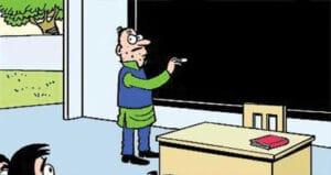 फर्जी शिक्षक