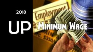 Minimum wages in up notification