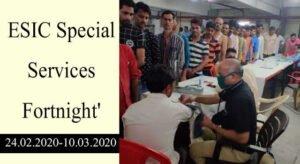 ESIC Special Service, ESIC, ESIC Benefit